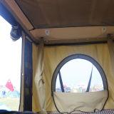 柔らかい車の屋根の上のテント