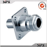 Präzision kundenspezifisches CNC-Aluminium, welches die Parts/CNC maschinelle Bearbeitung dreht