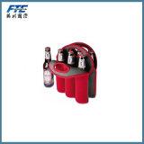 Refroidisseur d'embouteilleur à boite de bière en néoprène OEM avec ouvre-bouteille
