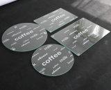 Placa de estaca do vidro de placa do vidro Tempered