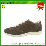 Schoenen van de Sport van de Schoenen van de Schoenen van de Mensen van Greenshoes de Toevallige Vlakke