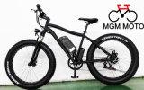 bicyclette électrique de grosse montagne de pneu de 48V 500W
