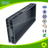 Big Size EU Plastic Turnover Box para transporte