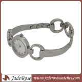 Montre de dames d'acier inoxydable de mode de charme (RS1107)