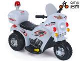 中国の子供のおもちゃの小型3人の車輪の子供の電気オートバイ