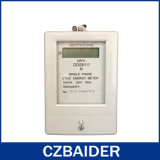 Single-Phase 디지털 표시 장치 전기 미터 최고 가격 (DDS8111)