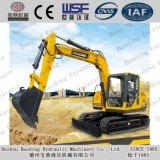 Máquinas escavadoras de dragagem da esteira rolante pequena nova de China Baoding para o escavador