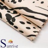 Напечатанный Spandex полиэфира хлопка ткани для одежды
