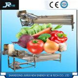 Bolha da morango e máquina de lavar de alta pressão