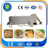 Maquinaria secada do processamento de carne da soja