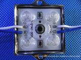 4 module des puces 0.96W SMD DEL pour la lettre de la Manche