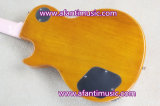 Mahogany тип тела & шеи/Lp изготовленный на заказ/гитара Afanti электрическая (CST-213)