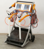 Strumentazione elettrostatica manuale della vernice della polvere