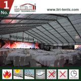 Tenda grande 20X40m trasparente per il partito esterno