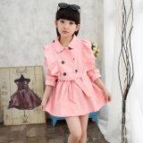 Modèles primaires d'uniforme scolaire d'habillement de gosses d'usine de la Chine pour des filles