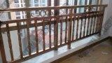 Pipe d'acier inoxydable pour l'escalier