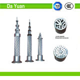 Cable reforzado acero de aluminio de Dayuan del conductor de ACSR