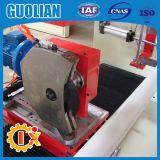 Machine de découpage adhésive du tissu Gl-701 automatique gommé complètement automatique