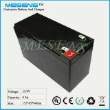12V 9ah Batterie der Leistungs-LiFePO4 für Solarstraßenbeleuchtung