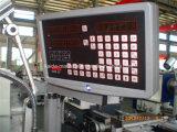 Torno manual C6250b del metal del huso 80m m
