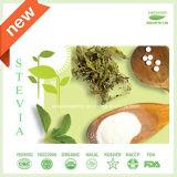 Таблетки Stevia подсластителя верхней части таблицы
