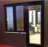 Finestra di alluminio e portello per la Camera (Cl-W1002)