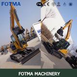 Prix de marche d'excavatrice de qualité de XCMG Xe60c