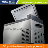 CC Car Freezer di 50L Solar Power System