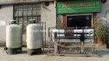Sistema de osmose reversa bebendo da máquina do filtro da purificação de água da planta do tratamento da água do RO (1000L/H)