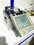 Машина серебристого полуавтоматного оптического волокна FTTH соединяя (FS-86)