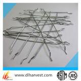 Fibra de aço fibra reforçada dos aditivos da fibra