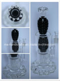 Granate-Glaswasser-Rohr-/Tabak-Pfeife-Huka