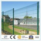 Galvanisierter und Kurbelgehäuse-Belüftung beschichteter geschweißtes Ineinander greifen-Zaun/Garten-Zaun