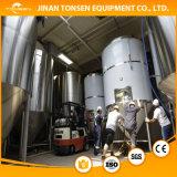 Maquinaria de relleno de la cervecería del acero inoxidable