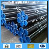 Material 20#, el 114*10*6-12m, opción inconsútil con poco carbono laminada en caliente de la calidad del tubo de acero