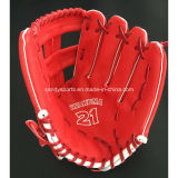 Оптовая выдвиженческая перчатка бейсбола PVC кожаный