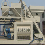 Doppelwelle elektrischer mini konkreter Beton Mischer (Js1500) für Verkauf