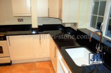 Granite nero Stone Vanity Top/Countertops per Kitchen o Bathroom