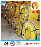 Acero inoxidable Coil / Gaza Fábrica de suministro 316