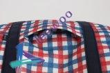Course de sac d'épaule d'emballage d'achats de toile de coton et emballage de sports