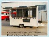 Fábrica directamente Lamb Grilledtray Trolley