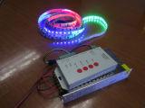 PWB non impermeabile della striscia di 5m 60LEDs/M Digitahi Lpd8806 RGB LED individualmente