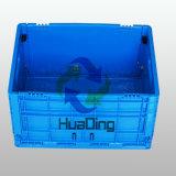 بلاستيكيّة تحوّل تخزين يطوي صندوق