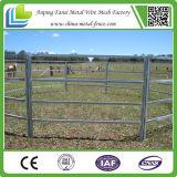 Painéis usados por atacado da cerca do cavalo de Austrália, painel barato do gado