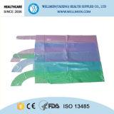 Tabliers en plastique clairs de laboratoire remplaçables