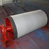 鉱山Duty Belt Conveyor Head/Tail Drum Pulley (dia. 500mm)