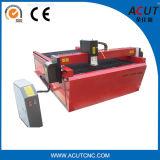 安い価格CNC血しょうカッター機械、中国血しょう打抜き機