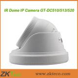 Cámara infrarroja GT-DC520 de la cámara de la cámara de la bóveda del IP de China de las cámaras de vigilancia del IR de la cámara de la cámara impermeable infrarroja del IP