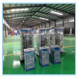 Machine d'enduit en verre isolante de puate d'étanchéité de double groupe