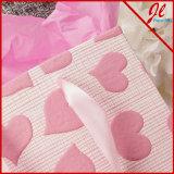 Querido cor-de-rosa euro- sacos gravados do presente do Tote